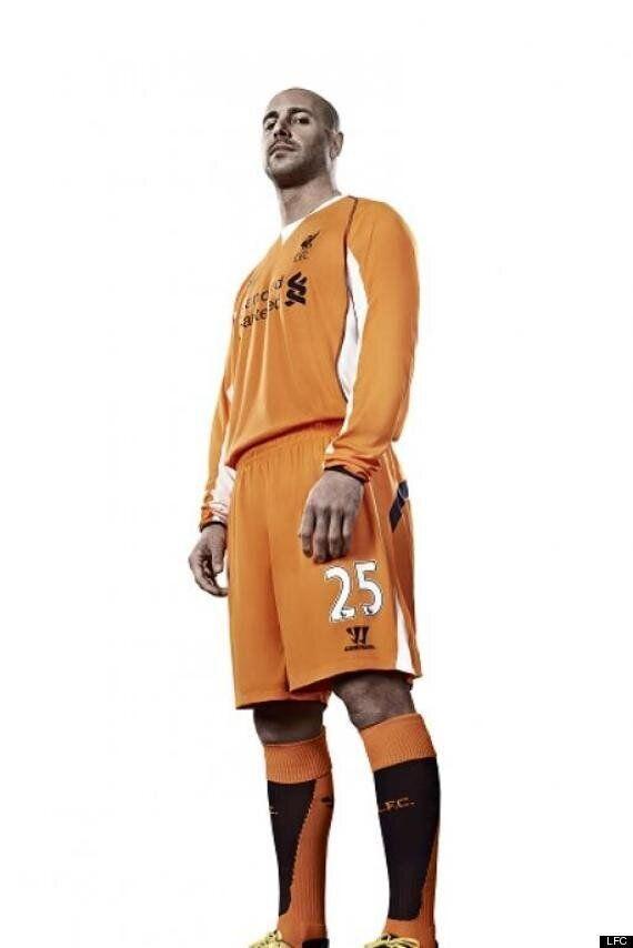 Liverpool's Warrior 3rd Kit: Worst Strip Yet?