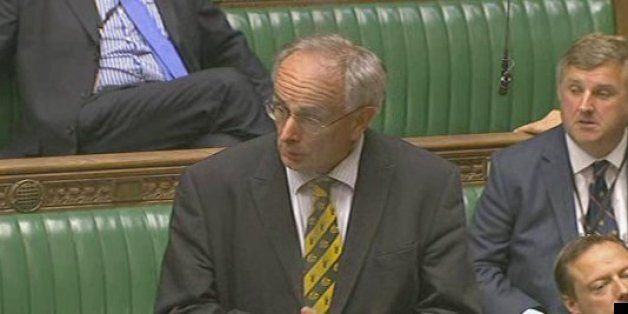 Peter Bone is not happy with 'Tory Taliban'