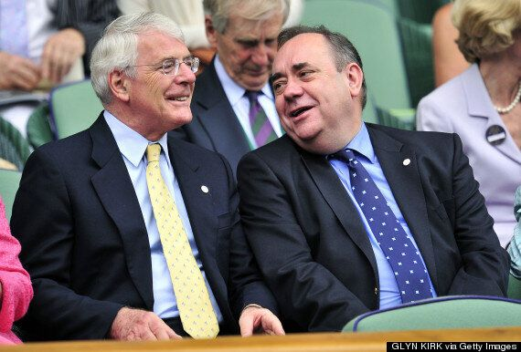 John Major: Scottish Independence Would Be 'Folly On A Grand