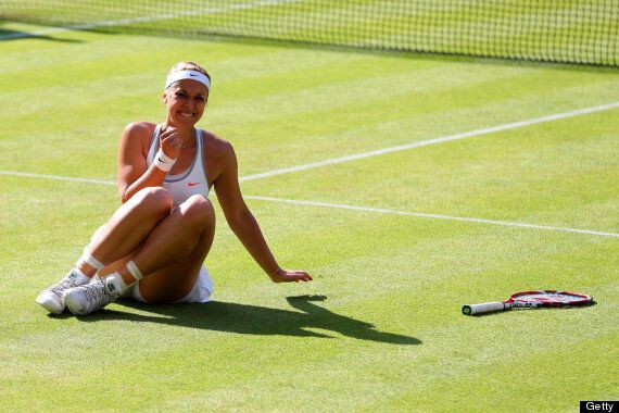 Sabine Lisicki Beats Agnieszka Radwańska To Reach Wimbledon Final