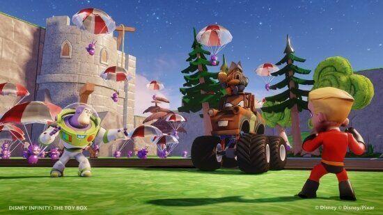 Disney Infinity Hands Game Development Tools to
