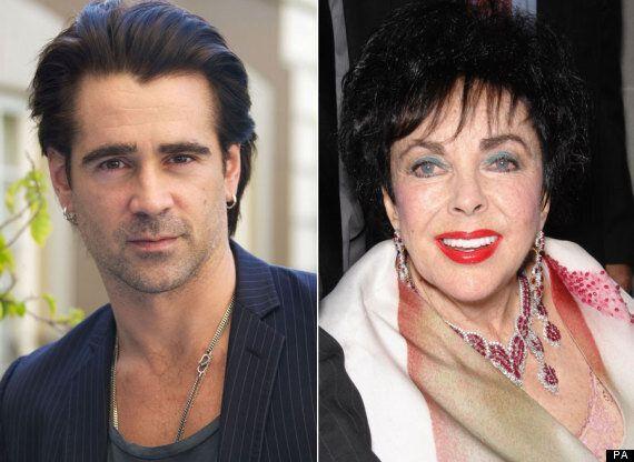 Colin Farrell Reveals Unconsummated Relationship With Elizabeth