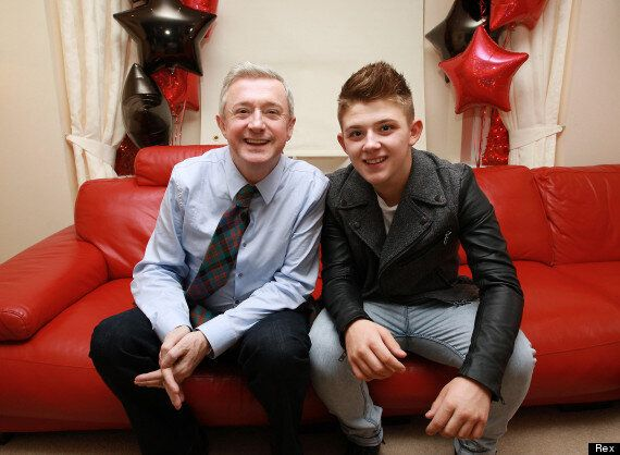 X Factor's Nicholas McDonald: 'I'm Disappointed With Louis And Gary Never Liked