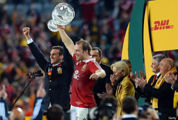 Lions Win Series In Australia After 41-16 Victory