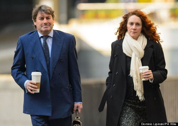 Rebekah Brooks 'Victim Of A Witch Hunt', Lawyer Tells Phone Hacking