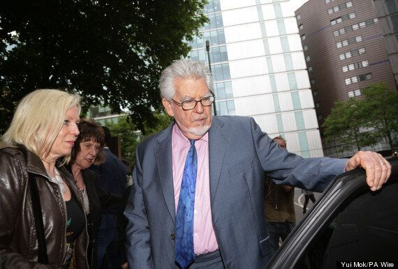 Rolf Harris Groped Woman 'More Than 24 Times' In A Day, Sex Offences Trial