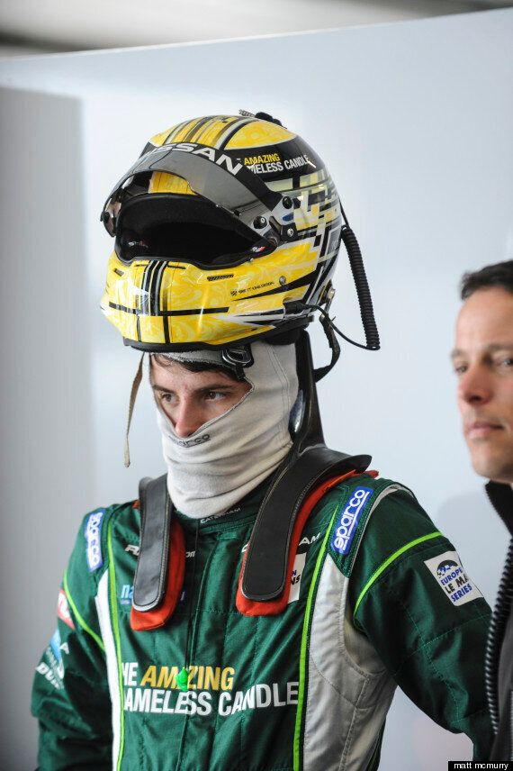Matt McMurry, 16, To Become Youngest Driver To Race At Le