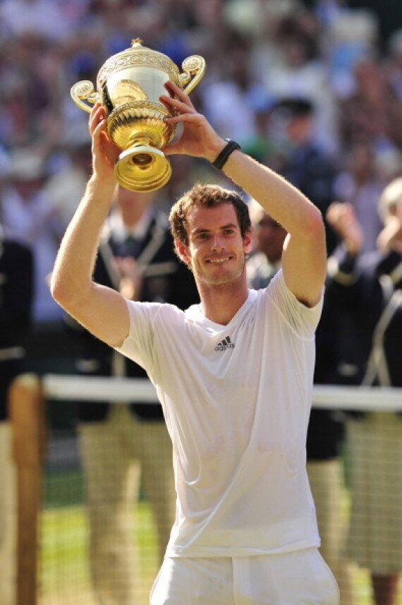 Andy Murray Beats Novak Djokovic To Win Wimbledon Title