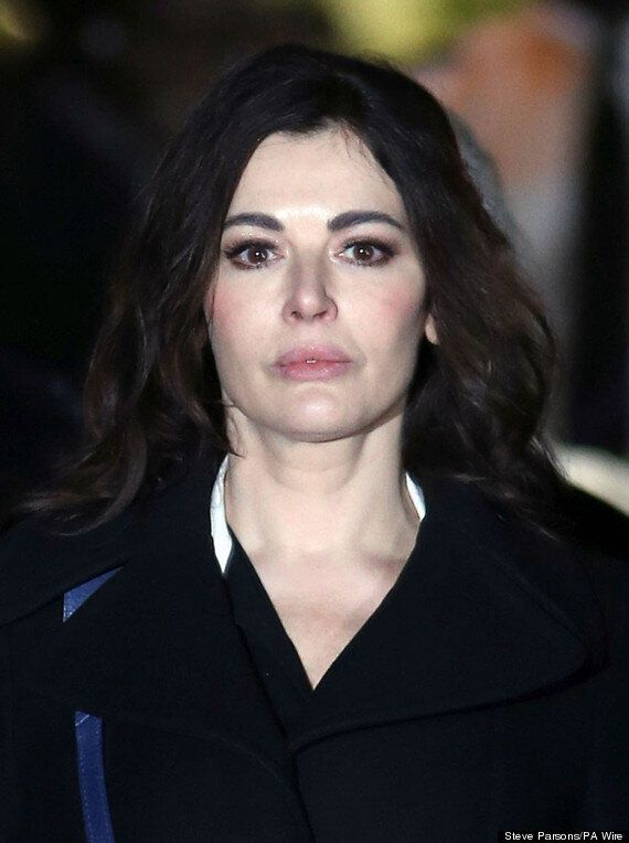 Nigella Lawson 'Liked To Carry Tube Of English Mustard In Her