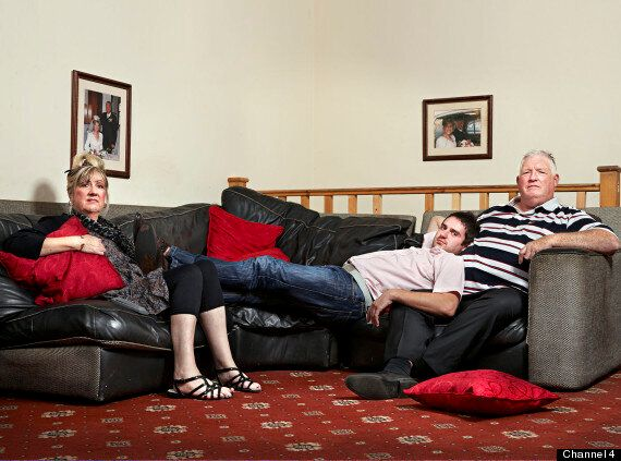 'Gogglebox' Star George Gilbey For 'Celebrity Big Brother' New