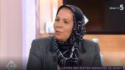 """""""Je serai toujours debout"""", Latifa Ibn Ziaten remercie les Français pour leur"""