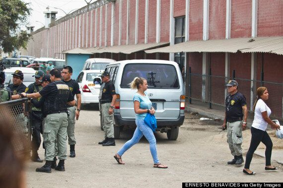 Peru Drugs Mule Pair Melissa Reid And Michaella McCollum Both Receive Six Year