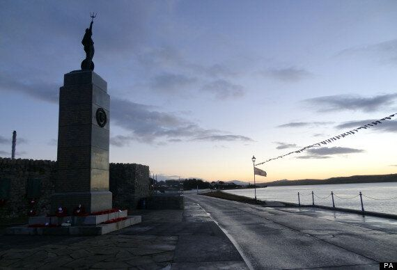 Argentina Rejects British Protest Over Threats To Fine Oil Companies Working In Falkland