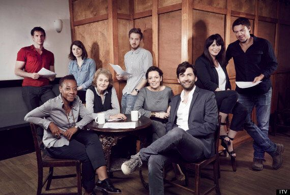 'Broadchurch' Series 2: First Look At David Tennant And Olivia Colman With New Cast Including Charlotte...
