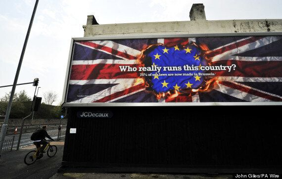 It's European Elections Day, Immigration Figures Could Not Have Come At A Worse