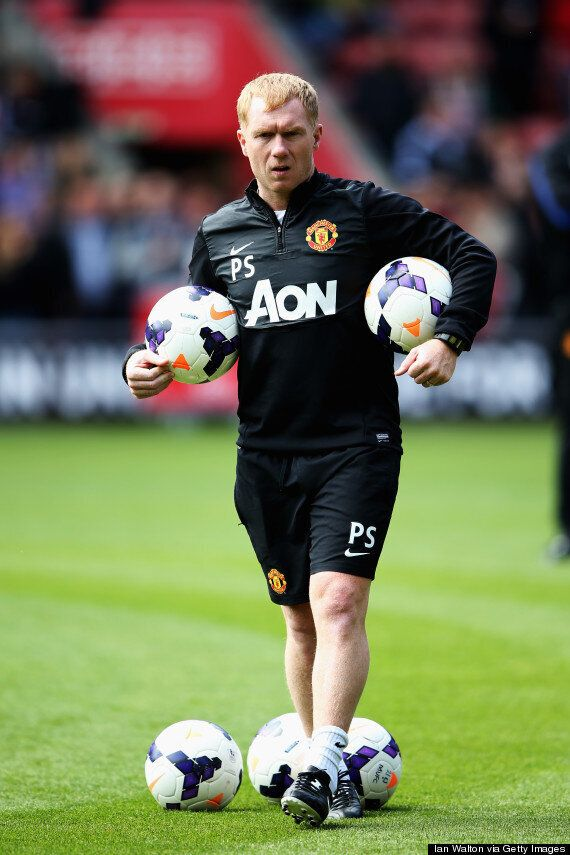 Paul Scholes Says David Moyes Was 'Negative' At Manchester