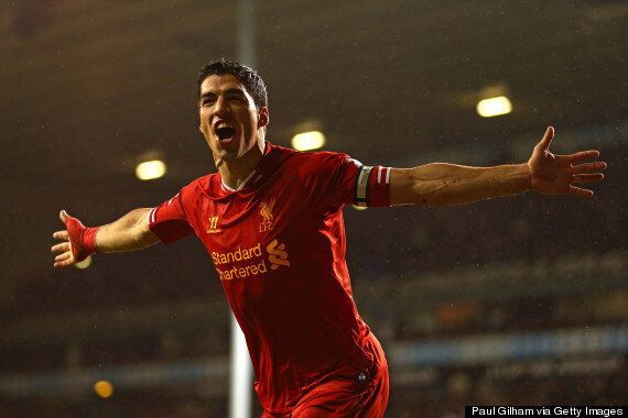 Luis Suárez To Be Offered New Liverpool