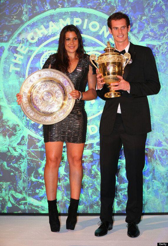 Marion Bartoli Makes John Inverdale Look Like A Fool As She Stuns At Wimbledon Winners' Ball