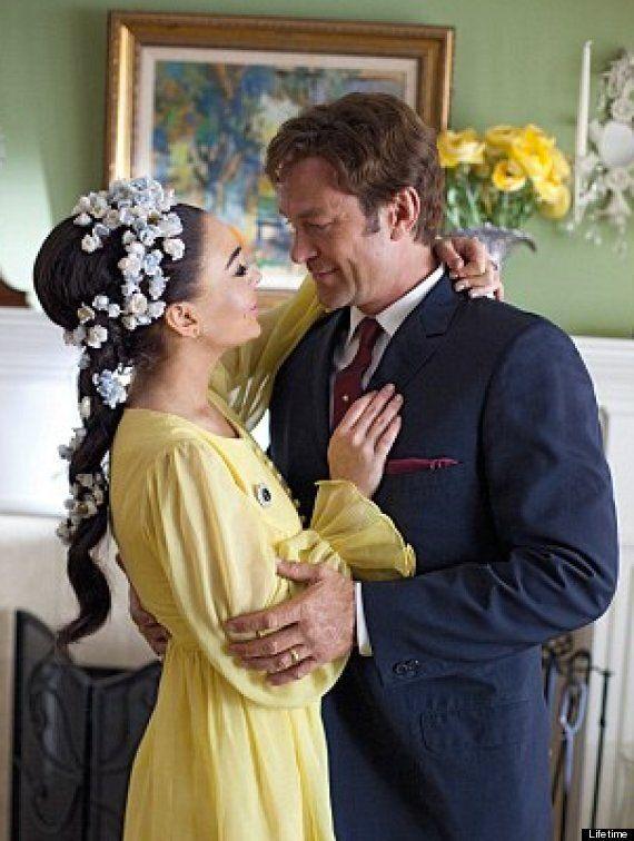 'Liz And Dick' Biopic Of Elizabeth Taylor, Richard Burton Makes UK Premiere, Starring Lindsay Lohan,...
