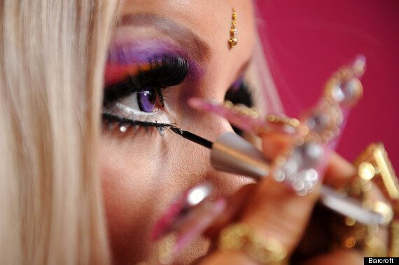 Real-Life Barbie From Bradford (Who Used To Be A Goth) Spends Four
