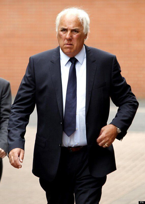 Neville Neville Trial: Phil 'Erupted At Father Over
