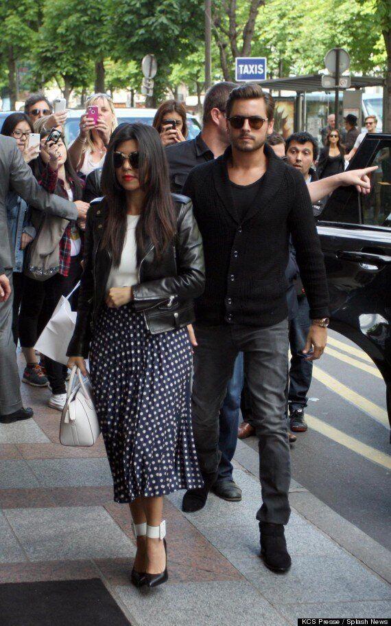 Kim Kardashian And Kanye West's Wedding: Kardashians Descend On Paris Ahead Of Kim's Big Day (PICS,