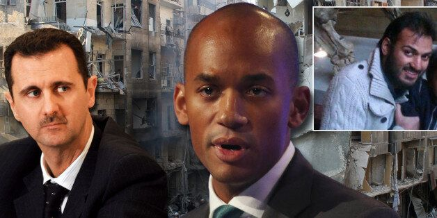 Chuka Umunna Refused To Join Syria Delegation To Lobby For British Surgeon, Family