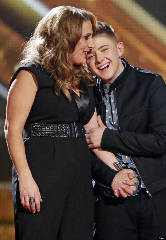 'X Factor' Winner Sam Bailey: 'I'm Dumbfounded Louis Walsh Supported Me Over Nicholas