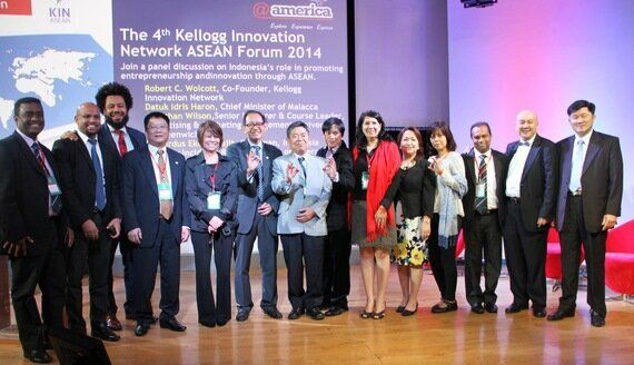 Fifty International Experts in Innovation and Marketing Speak to an Audience of 5,000 in