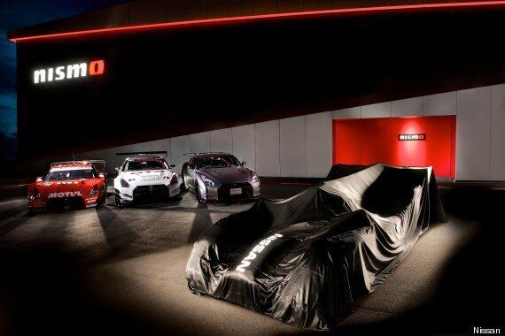 Nissan Targets Le Mans 2015 With New GT-R LM NISMO