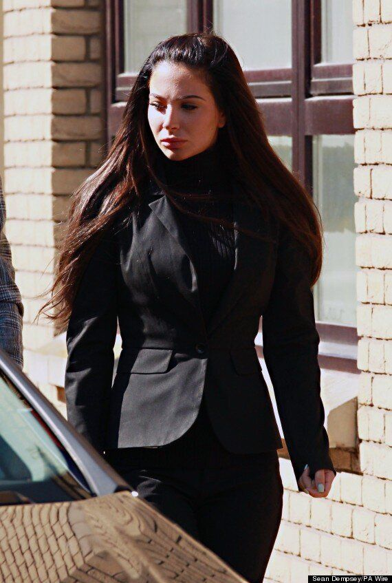 Tulisa Contostavlos Assault Trial: Case Adjourned Until July For More Witnesses To Be
