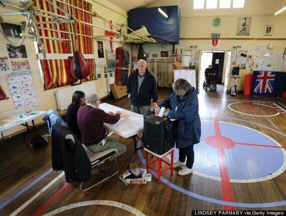 European Elections 2014 Results: EU Citizens Claim UK Denied Them A