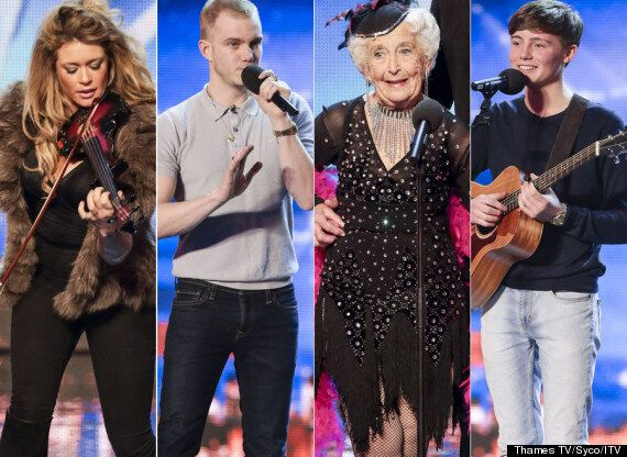 'Britain's Got Talent': Paddy And Nico, Ed Drewett And Collabro All Through To Live Semi-Finals