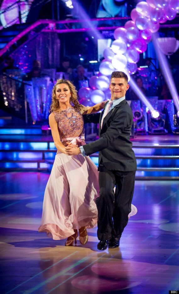 Abbey Clancy On Her 'Strictly Come Dancing' Figure: 'I've Got A Six-Pack And No Boobs... I'm Turning...