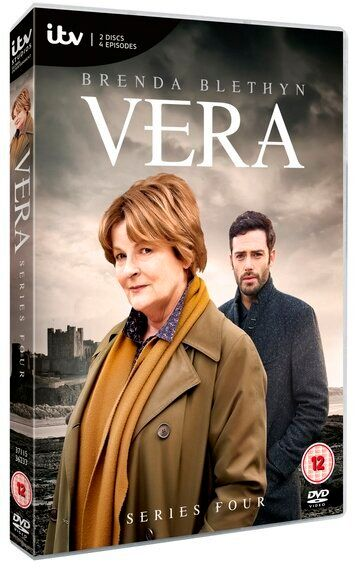 Vera - Series 4 on DVD: A Chat With David