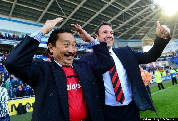 Malky Mackay Told To Resign Or Be Sacked By Cardiff Owner Vincent