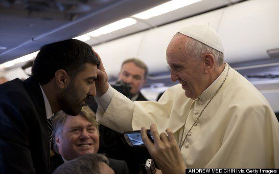 Pope Brings Message Of Religious Tolerance To Middle East, Travelling With A Rabbi And A