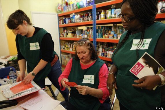 Food Bank Use Tripled After Welfare Changes, Says Trussell