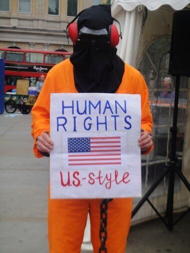 Modern Day Slavery: Guantanamo Bay's Force Feeding Factory - Torture in