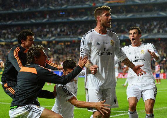 Real Madrid 4-1 Atlético Madrid: Gareth Bale Nets Champions League Final