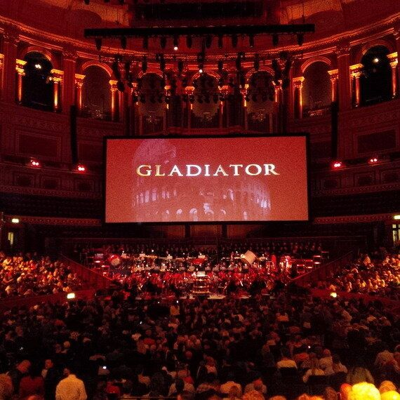 Gladiator Live at the Royal Albert Hall, the Perfect
