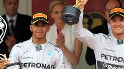 It's War At Mercedes: Rosberg Wins Monaco Grand Prix To Leave Hamilton