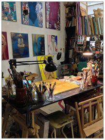 Artist Sandra Turnbull: Sense and