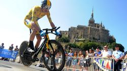 Froomedog Extends Tour De France