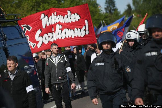 European Elections 2014: German Party Dubbed 'Neo Nazis' Among Far Right Projected To Win