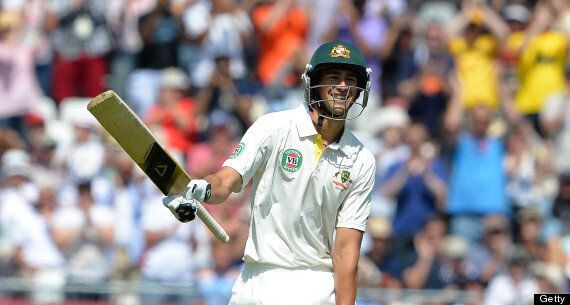 Ashes: Ashton Agar And Phil Hughes Share Record 10th Wicket