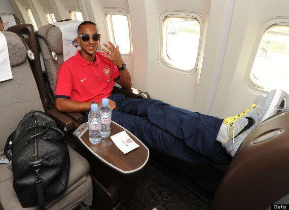 Arsenal Depart For Asian Pre-Season Tour