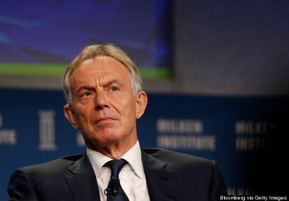 European Elections 2014: Tony Blair Calls Rise Of Ukip
