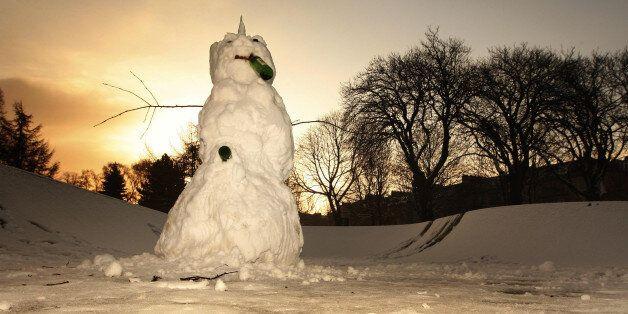White Christmas hopes