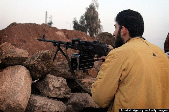 Syria Conflict: Britons 'Make Up Most Foreigners' In Violent Terrorist Group